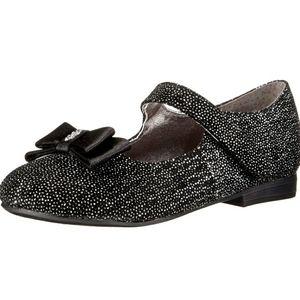 Girls black glitter shoes Emer by Nina